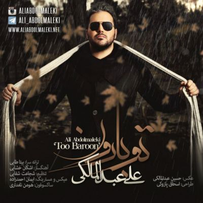 دانلود آهنگ جدید علی عبدالمالکی