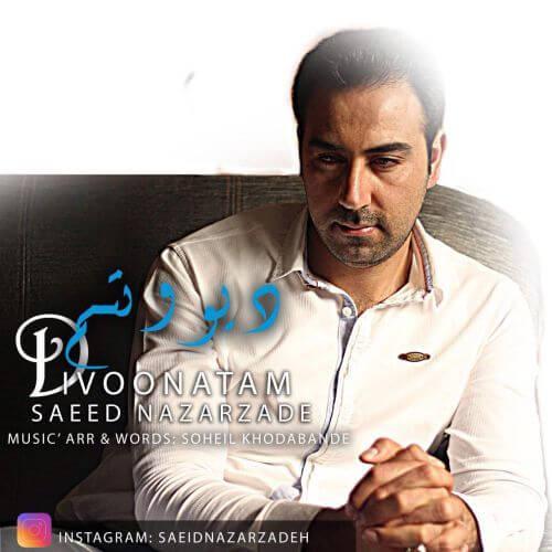 دانلود آهنگ جدید سعید نظرزاده