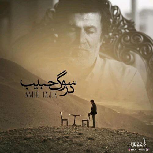 دانلود آهنگ جدید امیر تاجیک
