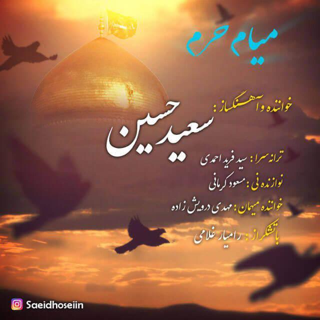 دانلود آهنگ جدید سعید حسین