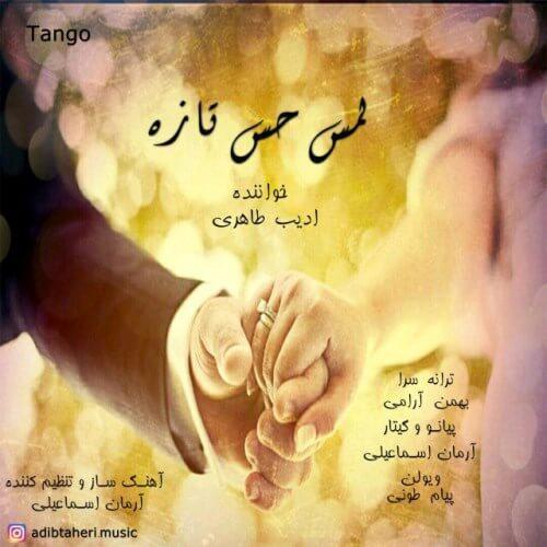 دانلود آهنگ جدید ادیب طاهری