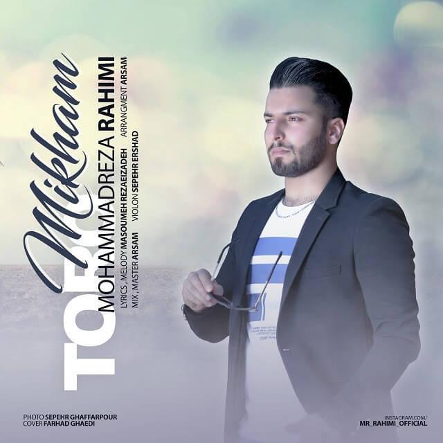 دانلود آهنگ جدید محمدرضا رحیمی به نام تورو میخوام