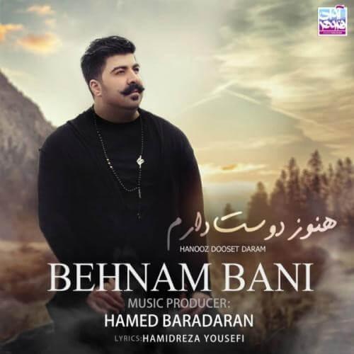 hs Behnam Bani Hanooz Dooset Daram - دانلود آهنگ جدید بهنام بانی به نام هنوز دوست دارم