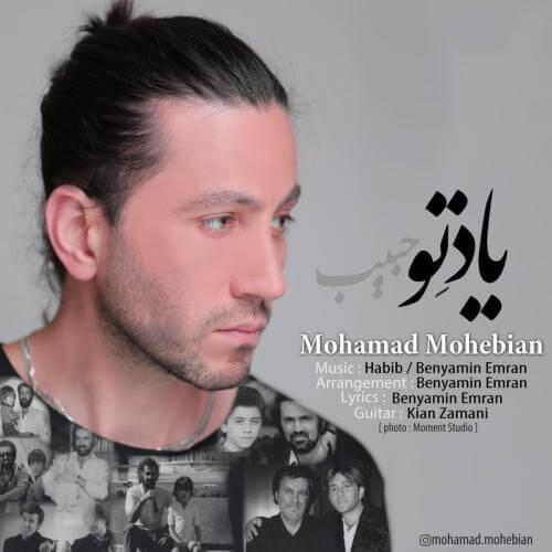 دانلود آهنگ جدید محمد محبیان به نام یاد تو